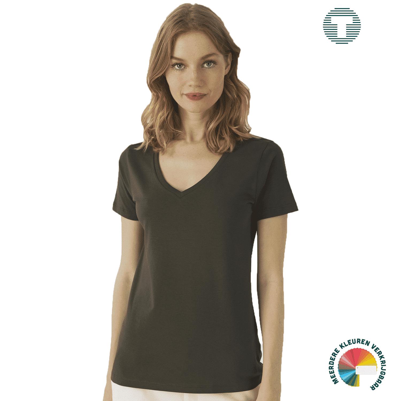 dames t-shirt ontwerpen en bedrukken