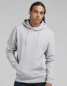 Bedrukte hoodie
