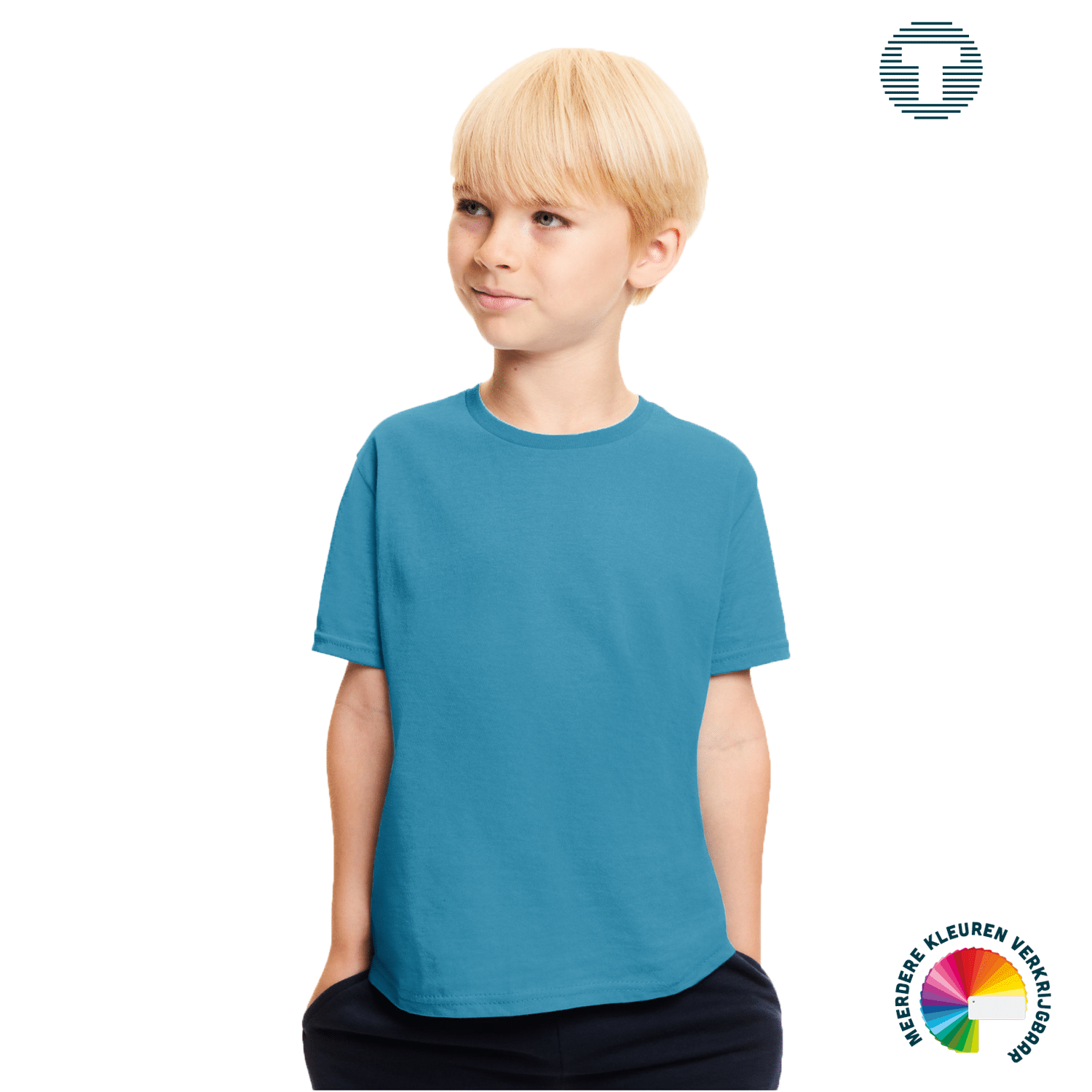 Regular kinder t-shirt Fruit of the Loom ontwerpen en bedrukken