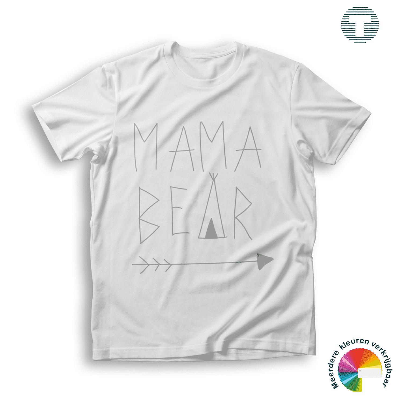 mama bear moederdag t-shirt